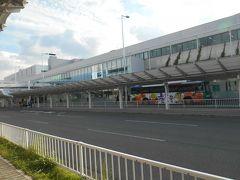 ニッポンレンタカーの福岡空港第2営業所でレンタカーを返却し、空港まで送っていただきました。