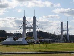 なぎさブリッジ はまなす公園 青森県西津軽郡鰺ヶ沢町大字舞戸町上富田