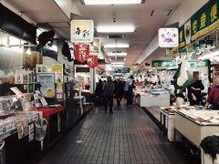 「八食センター」へ到着!  「八戸駅」への送迎と迷って、こちらへ送ってもらいました。