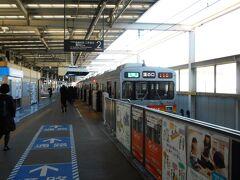今回の起点は東急大井町駅。 ここから、大井町線、田園都市線で中央林間へ、そこから小田急江ノ島線で、大和駅へというルート。