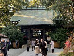 小田原公園にある報徳二宮神社。小田原の偉人・二宮尊徳を祀った神社。