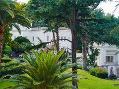 バチカン美術館から庭園