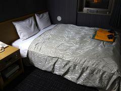 6階の3611号室。リニューアルされて、ユニットバスがなくなった分、部屋が広くなっていました。
