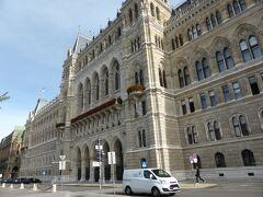 ウィーン市庁舎の裏側というか西側です。U2のラートハウス駅の階段を上ってきたところです。ウイーン中央駅で72時間切符を買い、カールスプラッツ経由でやってきました。 庁舎の中に観光案内所があるので情報を仕入れます。宿はここから5分の場所にあります。