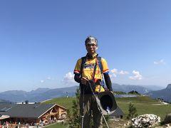 ペンケンヨッホPenkenjoch(2,095m)から眺望を楽しむ