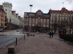 ヘルシンキのカジノ。中には入りませんでした。