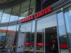 お買い物はこちら「セルディカセンター」で。  2015年当時はここセルディカセンターが市内最大規模ということでこちらにやってきました。2010年にオープンしたみたいなので当時、開業5年目。綺麗で見やすいショッピングモールでした。