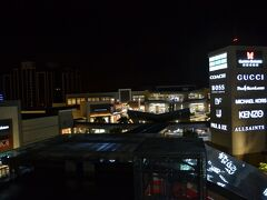 高鐵桃園(HSR Taoyuan)で下車。駅前にはショッピングモールがあり、結構栄えているようです。