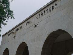 次は共同墓地です ますます観光って雰囲気ではなくなってまいりました