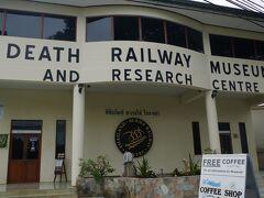 墓地の近くにあるDeath Railway Museumにも行きました ここの写真は撮っていません(そういう雰囲気ではなかったので)