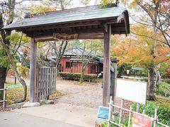 30分ほどで「もみじ園」(  https://www.city.nagaoka.niigata.jp/kankou/miru/kouen/momiji.html    )駐車場に到着。