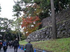 江戸城 本丸跡