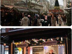■Weihnachtsmarkt Spitalerstraße  中央駅西口から市庁舎に向かってのびるシュピターラー通りのクリスマスマーケット。  <開催期間> 2019/11/25 - 12/30 ※12/25休み  <開催時間> 毎日:10時 - 21時