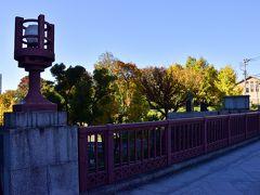 やって来ましたのは、都電荒川線と一緒に綺麗なイチョウ並木が立ち並ぶ明治通りの上を通る千登世橋 ココは知る人ぞ知る絶景フォトスポットでありまして、この先に広がる風景は・・・