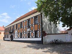 セルマゲ宮殿 1759年にセルマゲ家によって建てられた宮殿です。