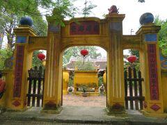 カムフォー寺。