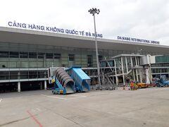 ダナン国際空港からホイアンまではタクシーで移動になります。