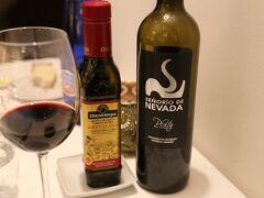 ゆったりとして時間を楽しむには赤ワインがいいよね。
