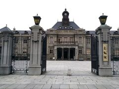 続いて訪れたのは文翔館。 大正5年に建てられた県庁及び県議事堂で国の重要文化財。現在は山形郷土館として無料で入館出来ます。