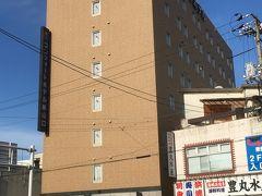 今日のお宿はコンフォートホテル新山口さんです。 駅の目の前でした。