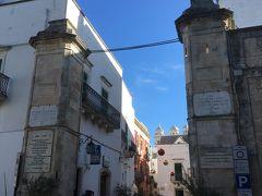 旧市街入口
