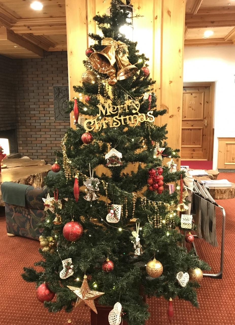 いつものクリスマスツリー(笑