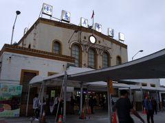 前回からのつづきヽ(^o^)丿  台南から約1時間、17時頃に台鉄嘉義駅に到着!!!クタクタだったので、1933年改築のモダンな駅舎の散策はパスし、さっさとタクシーに乗り予約していたホテルに向かう。