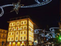 広場から少し歩いたところに、ひときわ輝く建物が現れました。