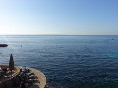 マヨルカ島最終日、滞在中で一番の天気! (旅行あるある)