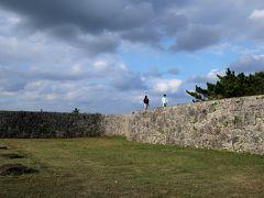 城郭内の面積は中規模で、世界遺産の5つのグスクの中では一番小さいそうです。