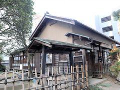 ループル仙台の1日乗車券で仙台市内観光スタート!  まずは晩翠草堂です。