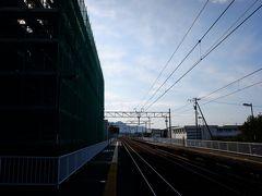 ルミナリエ滞在を5時から7時に設定して逆算して、ゆっくりめに10時ころに自宅を出発。  恒例の北陸新幹線工事定点観測。橋脚が大分見えてきました。