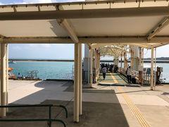 約30分で小浜港に到着。 小浜島には、はいむるぶしに宿泊した2015年5月以降来ていないので、小浜島自体も4年半ぶりです。