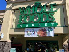 Whole Foods Market (カイルア店)  ネコ様、此方のお店はトイレ使用の為 笑笑~これもウケる 普通は観光買物だけど、ネコ様にとってはトイレ?