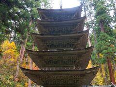 羽黒山五重塔は、西暦931年から939年に、「平将門」創建と伝えられているそうです。ん?という事は1000年以上前に作られているのですね。  ただ現在の塔は室町時代の約600年前に再建されたそうです。