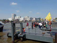 ほどなくターチャン船着場に到着。