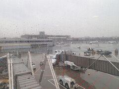 ニューヨークに到着です。