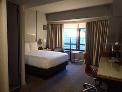 本日のお宿は、New York Hilton Midtown。