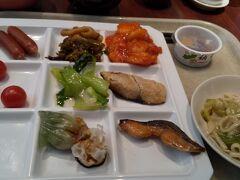 JALホテルで朝食