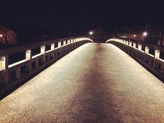 きたーーーー! ここだーーーー! Siriusツアーの時のSHINeeテミンくんが訪れていた橋。そのときの写真がとっても素敵で印象的で。金沢で1番来たかった場所です。