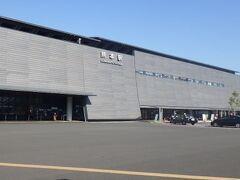 JR熊本駅 建替えられたらしく、以前訪れた時と全く様相が違っていた