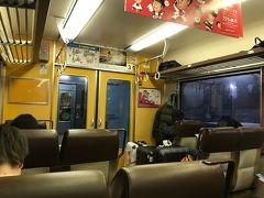 空港へは快速エアポートで一気に向かいまーす。 指定席は満席だったので自由席へ(・ω・;)  それでも小樽駅が始発なので悠々座れました。 暖かくて座った瞬間寝落ちした…。