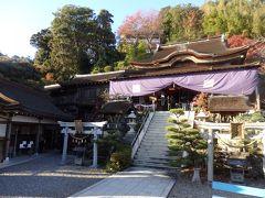 都久夫須麻神社。