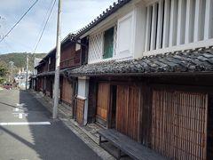 美々津の街並みはよく保存されている。いわゆる伝統的建築物に指定されているので、むやみに改築できないのだ。