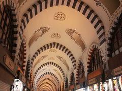 エジプシャン バザール 行く予定はなかったんですが、エミノニュにあって近くを通過したので 買い物予定はないけど、こういう雰囲気の場所好きです