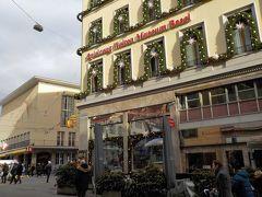 ここはバーゼルおもちゃの世界博物館/Spielzeug Welten Museum Basel  ここのショーウィンドウは見ものなんですよ~