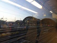 7:40頃ミラノ中央駅着。
