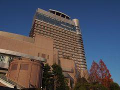 大阪に着いてまっすぐ向かうは帝国ホテル大阪。  大阪にはもう一軒帝国ホテルがある。 その名は大阪帝国ホテル http://www.osakateikoku.com/  こちらは道頓堀のビジネスホテル。 HPには、 当ホテルは東京の帝国ホテル系列とは別になります。  との記載が。 間違える人、多いんだろうなあ。
