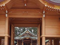 久し振りに新潟護国神社(  http://www.niigata-gokoku.or.jp/  )に・・・・・。