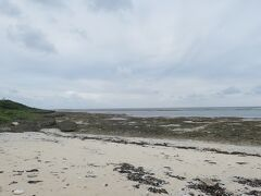 7:20 宮里海岸に来ました。